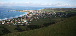Apollo Bay from Mariners Lookout